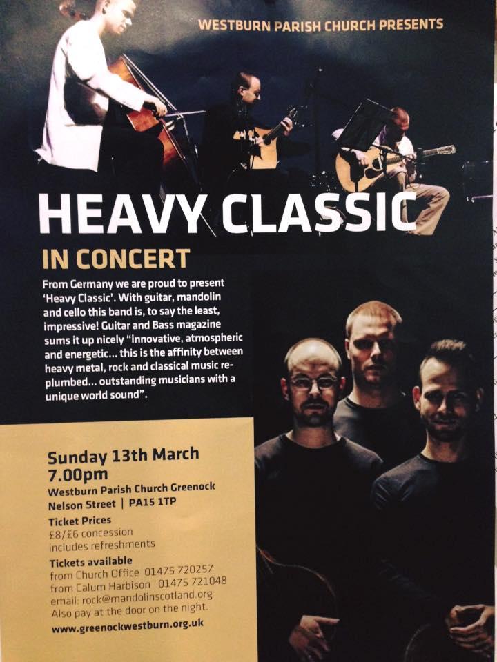 Heavy Classic in Concert